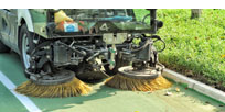 Street Sweeper Training