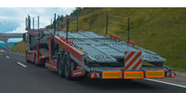 Truck And Trailer (Load Securement)