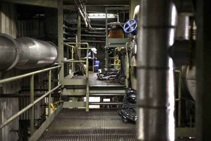 Irwin Safety industrial turnarounds