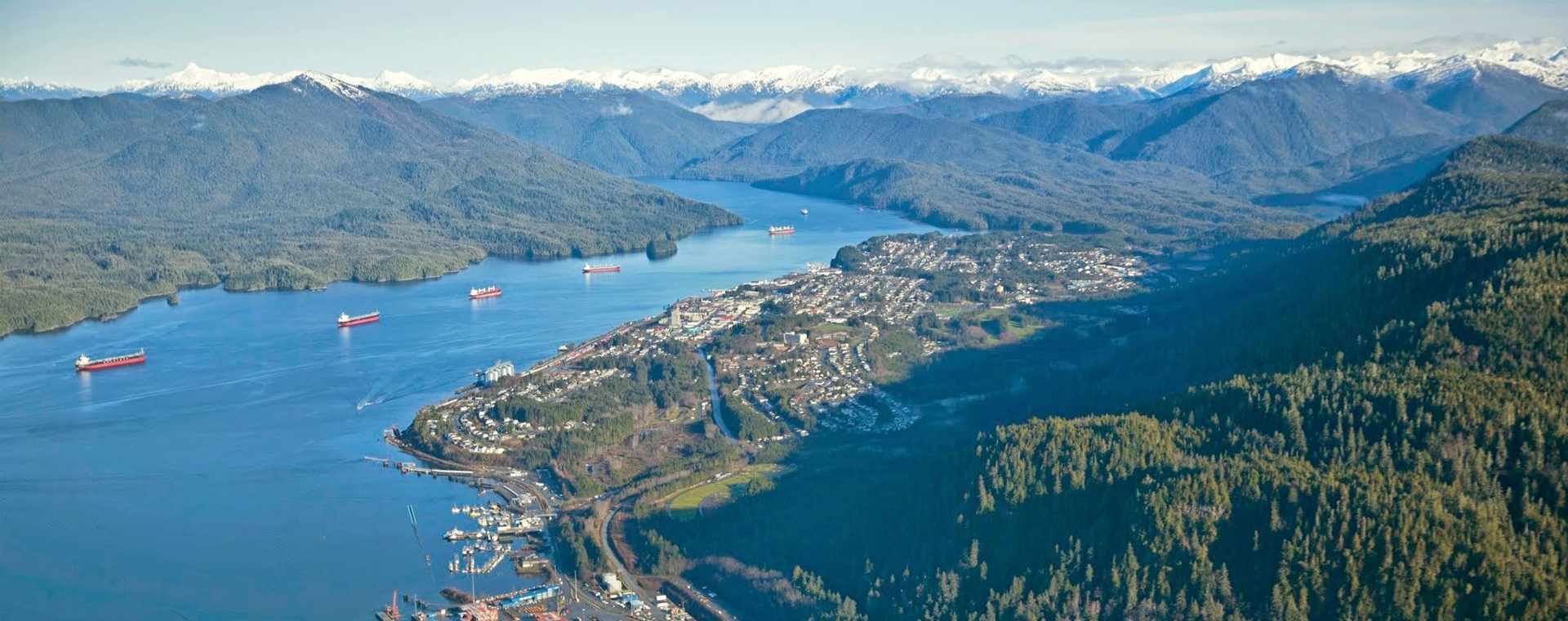 Prince Rupert, Kitimat, Hazelton, New Hazelton, North Coast, Port Clemens, Port Edward, Queen Charlotte, Smithers, Stewart, Terrace, Houston, Cassiar, Dease Lake, Iskut, Bell II, Kitsault, Nisga'a, Masset, Ocean Hall, Namu, Anahim Lake, Gingolx, Kitimat Villiage, Rosswood, Kuldo