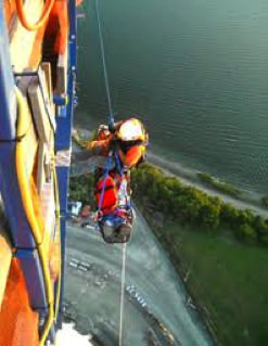 High Angle Rope: Rescue Planning and Industrial Applications