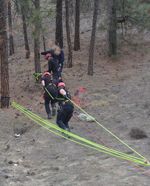 Rope Rescue Training Level 1 (Operations)